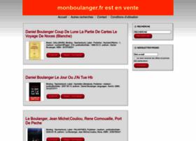 monboulanger.fr