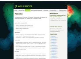 moncancer.info