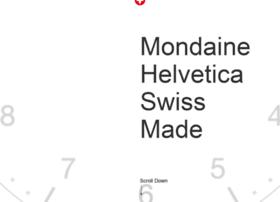 mondaine-helvetica.com