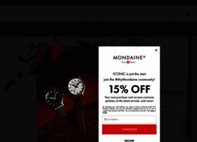 mondaine.com