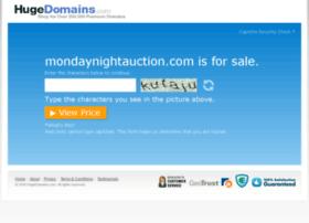 mondaynightauction.com