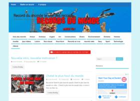 monde-du-record.com