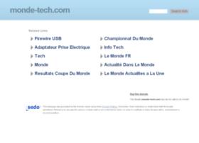 monde-tech.com