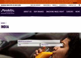 mondelezindiafoods.com