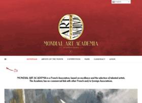 mondialartacademia.com
