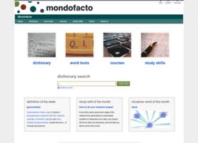 mondofacto.com