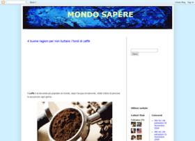 mondosapere.blogspot.com