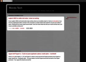 mondotech.blogspot.co.uk