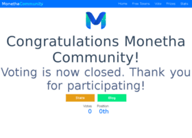 monetha.xyz