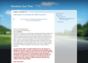 monetizetime.blogspot.it