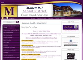 monett.schoolfusion.us