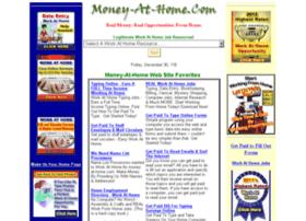money-at-home.com