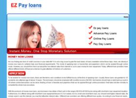 money.now.loans.ezpayloans.net