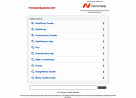 moneyandpurpose.com