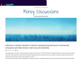 moneydiscussions.org