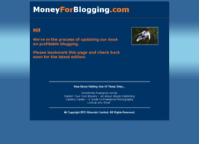 moneyforblogging.com