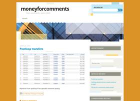 moneyforcomments.wordpress.com