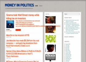 moneyinpoliticsnews.wordpress.com