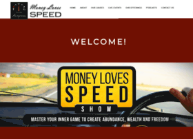 moneylovesspeedshow.com