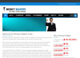 moneymakersindia.in