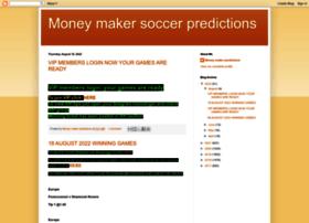 moneymakersoccerpredictions.blogspot.com