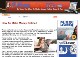moneymaking313.com