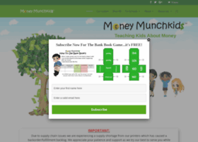 moneymunchkids.com