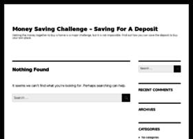 moneysavingchallenge.com