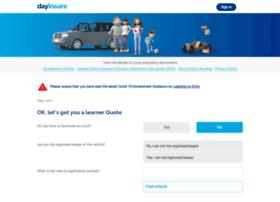 moneysupermarketlearner.dayinsure.com