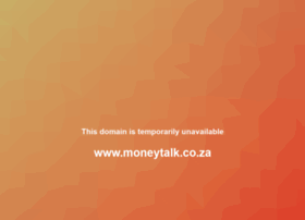 moneytalk.co.za