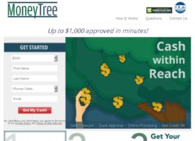 moneytree.usloanadvances.com