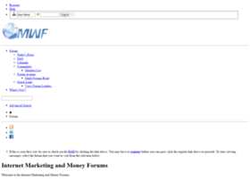 moneyworldforums.com