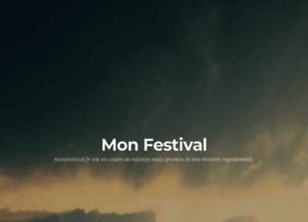 monfestival.fr