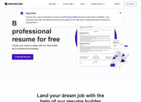 mongo.resume.com