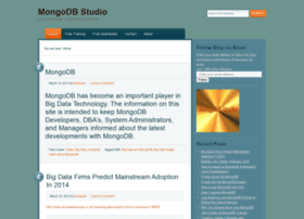 mongodbstudio.com