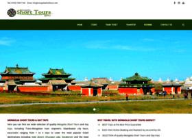 mongoliashorttours.com
