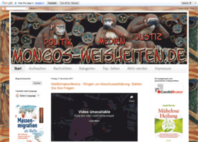 mongos-weisheiten.blogspot.de