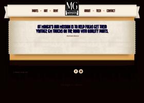 mongosgarage.com