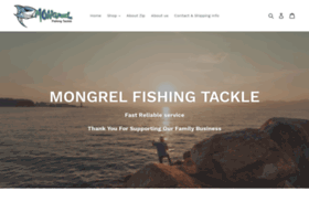 mongrelfishing.com.au