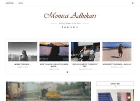 monicaadhikari.com