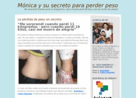 monicabajadepeso.com