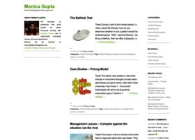 monicagupta.com