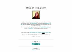 monikarunstrom.com