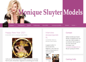 moniquesluytermodels.com