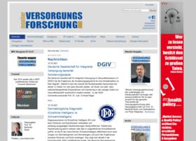 monitor-versorgungsforschung.de