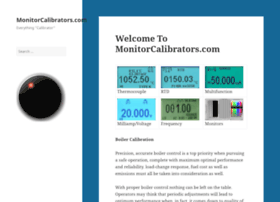 monitorcalibrators.com