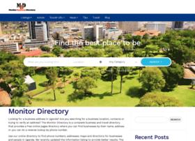 monitordirectory.co.ug