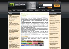 monitoring-serverov.sk