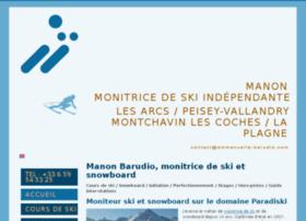 monitrice-ski-peisey-vallandry.fr