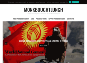 monkboughtlunch.com